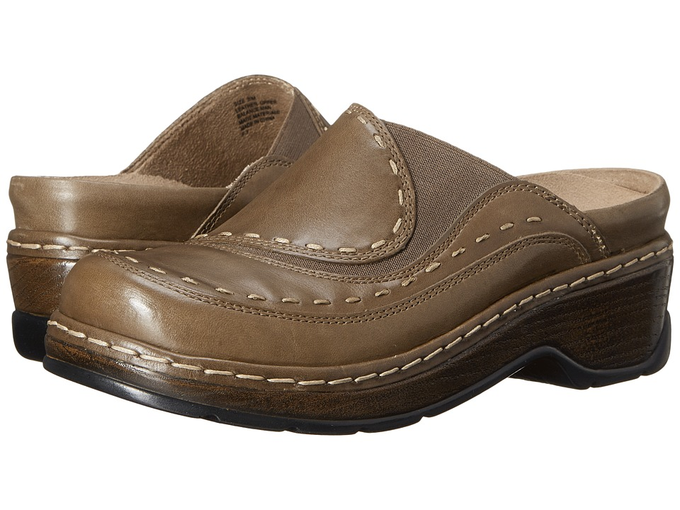 Klogs Footwear - Melbourne (Walnut) Women's Clog Shoes