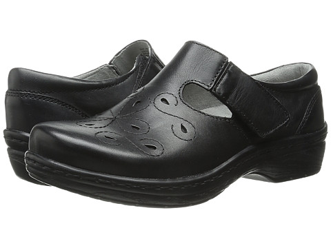 Klogs Footwear - Brisbane (Black) Women's Clog Shoes