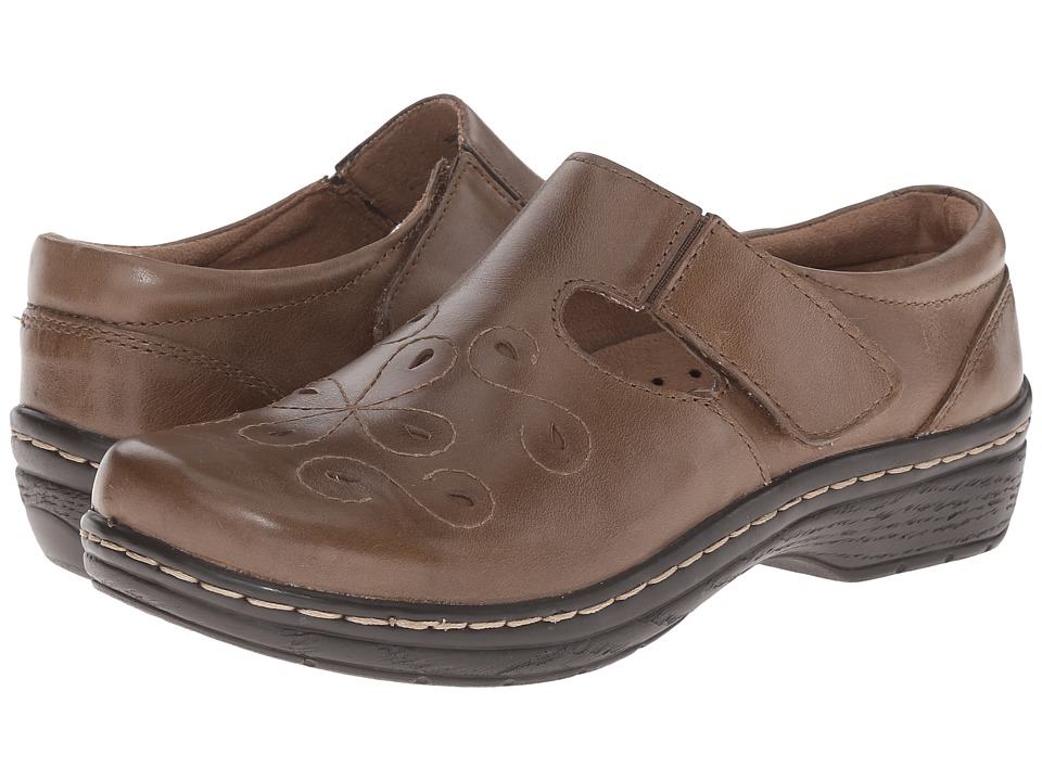 Klogs Footwear - Brisbane (Walnut) Women's Clog Shoes