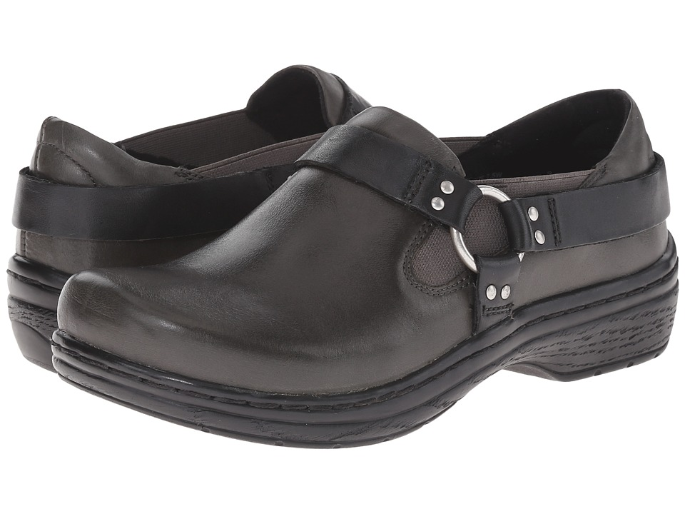 Klogs Footwear - Harley (Slate) Women's Slip on Shoes