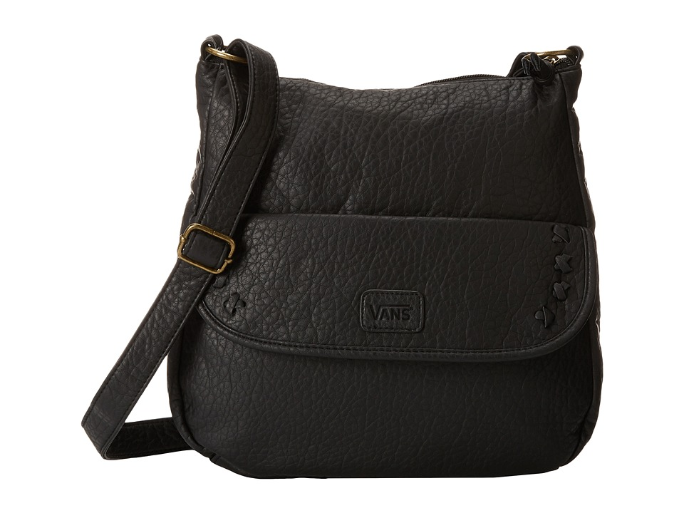 Vans - Whats the Haps Medium Fashion Bag (Black) Handbags