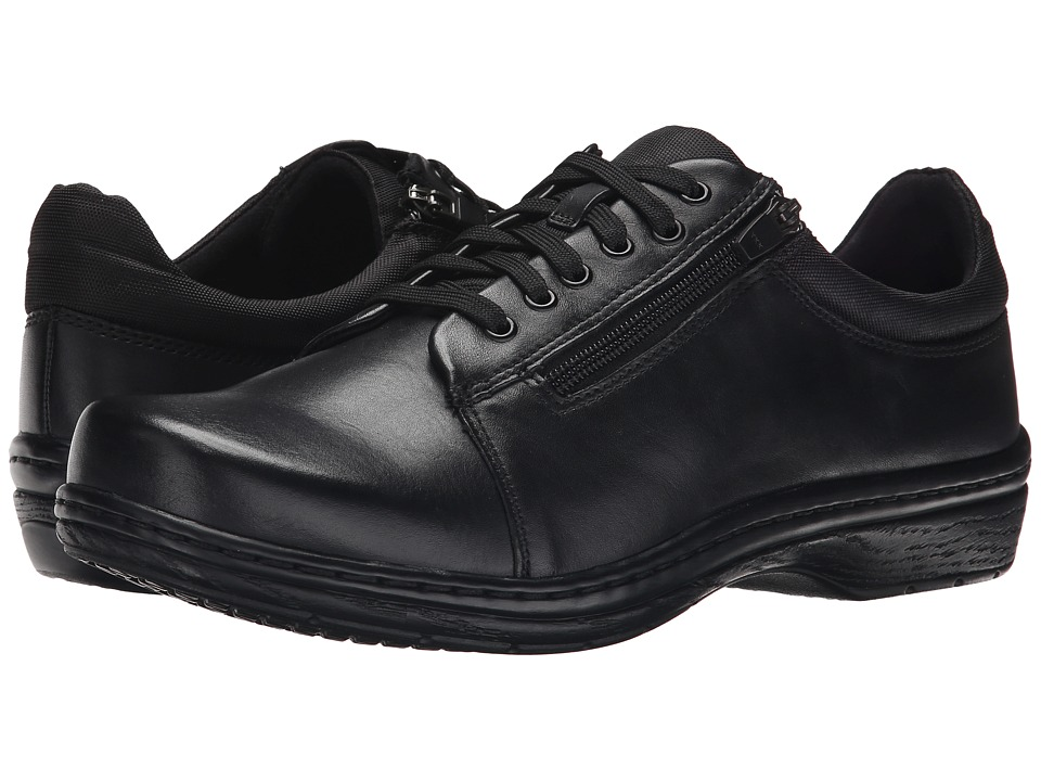 Klogs Footwear - Aukland (Black) Men's Clog Shoes