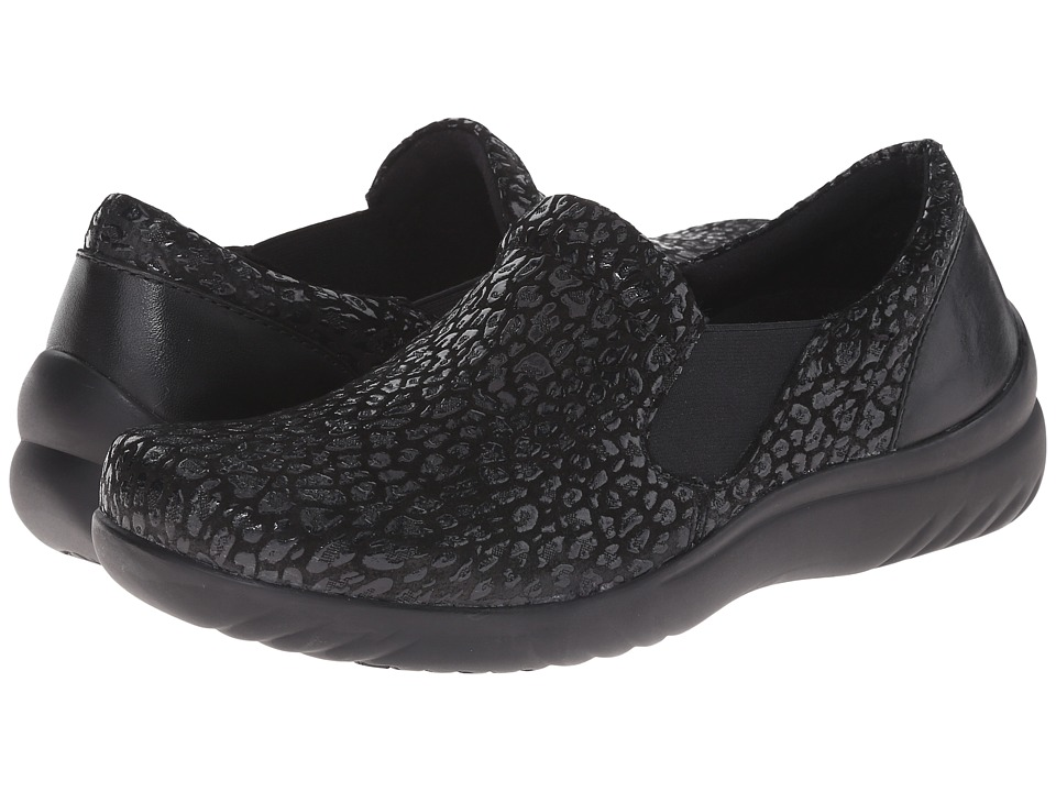 Klogs Footwear - Geneva (Black Print) Women's Shoes