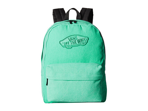 Vans - Realm Backpack (Pool Green) Backpack Bags