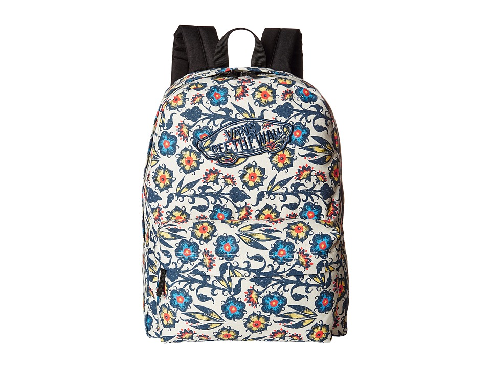 Vans - Realm Backpack (Floral Dream) Backpack Bags