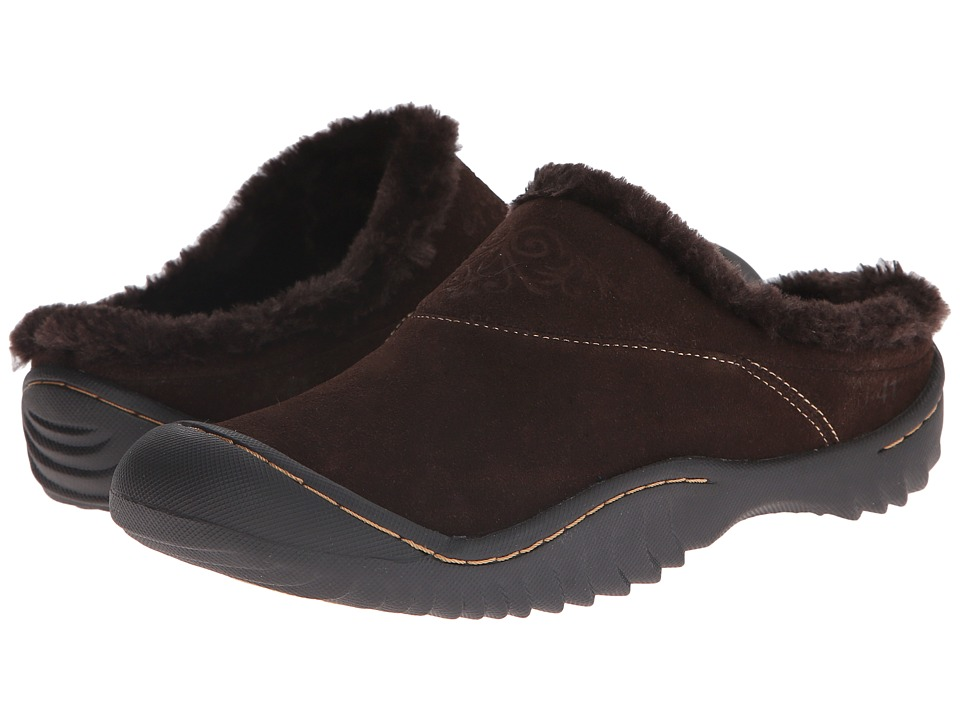 J-41 - Emma (Brown) Women's Shoes