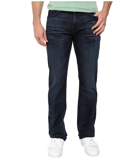7 For All Mankind - Standard Straight Leg in Marine Terrace (Marine Terrace) Men