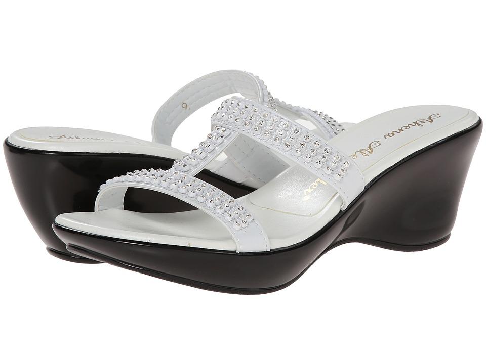Athena Alexander - Lewie (White) Women's Sandals