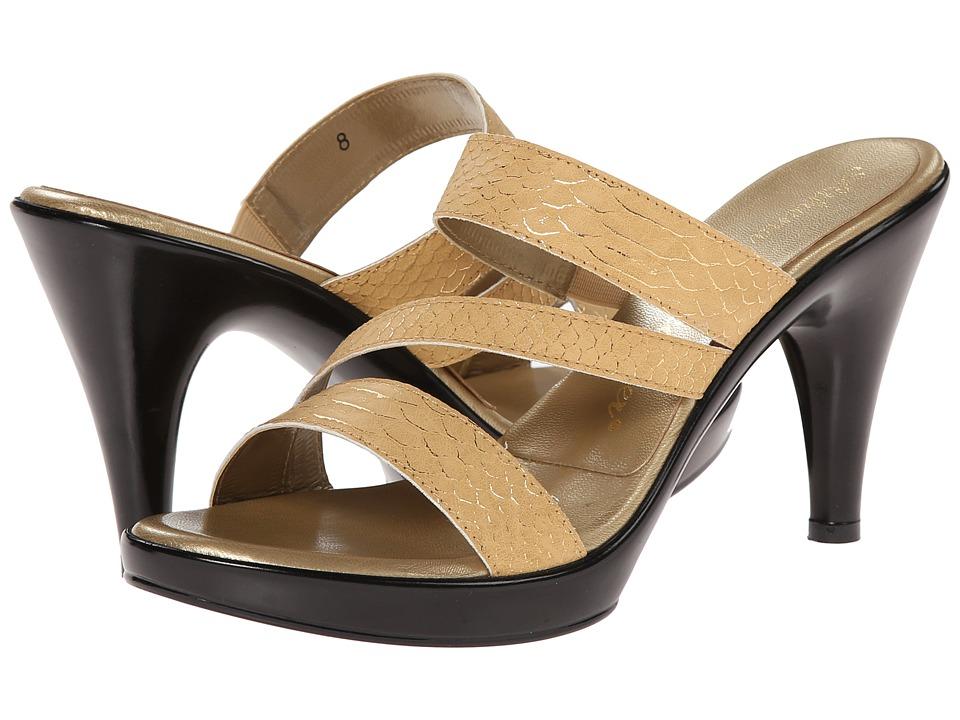 Athena Alexander - Mia (Beige Python) High Heels