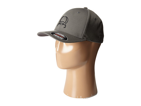 Cinch - Wooly Combed Mid-Profile Cap (Grey) Caps