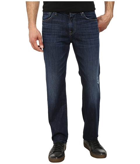 7 For All Mankind - Carsen Modern Straight Leg in Beachridge (Beachridge) Men