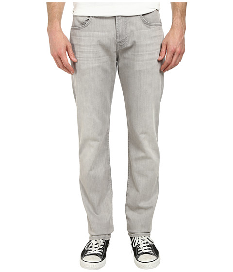 7 For All Mankind - The Straight in Washed Axle Grey (Washed Axle Grey) Men's Jeans