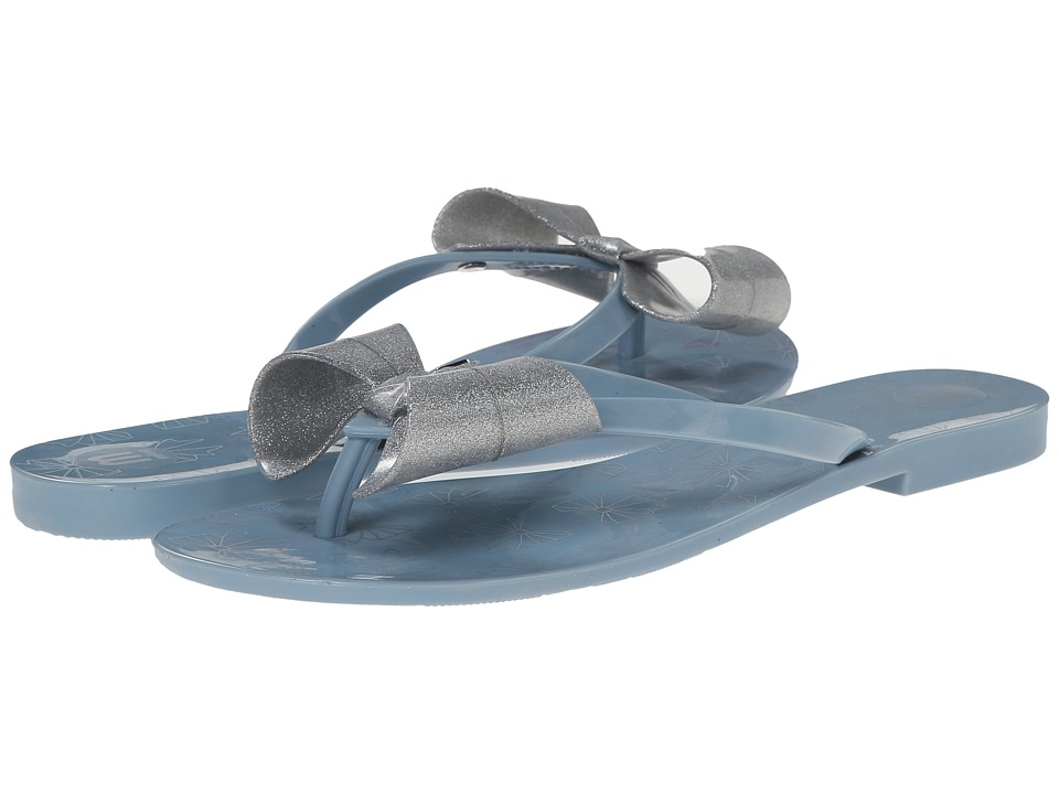 Melissa Shoes - Harmonic II (Blue Silver) Women's Sandals