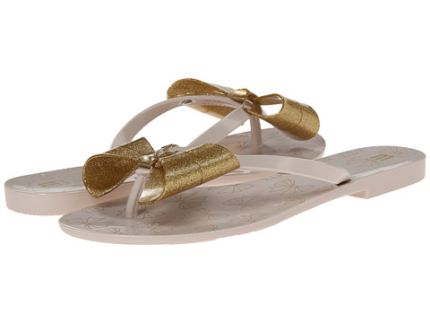 Melissa Shoes - Harmonic II (Beige) Women's Sandals