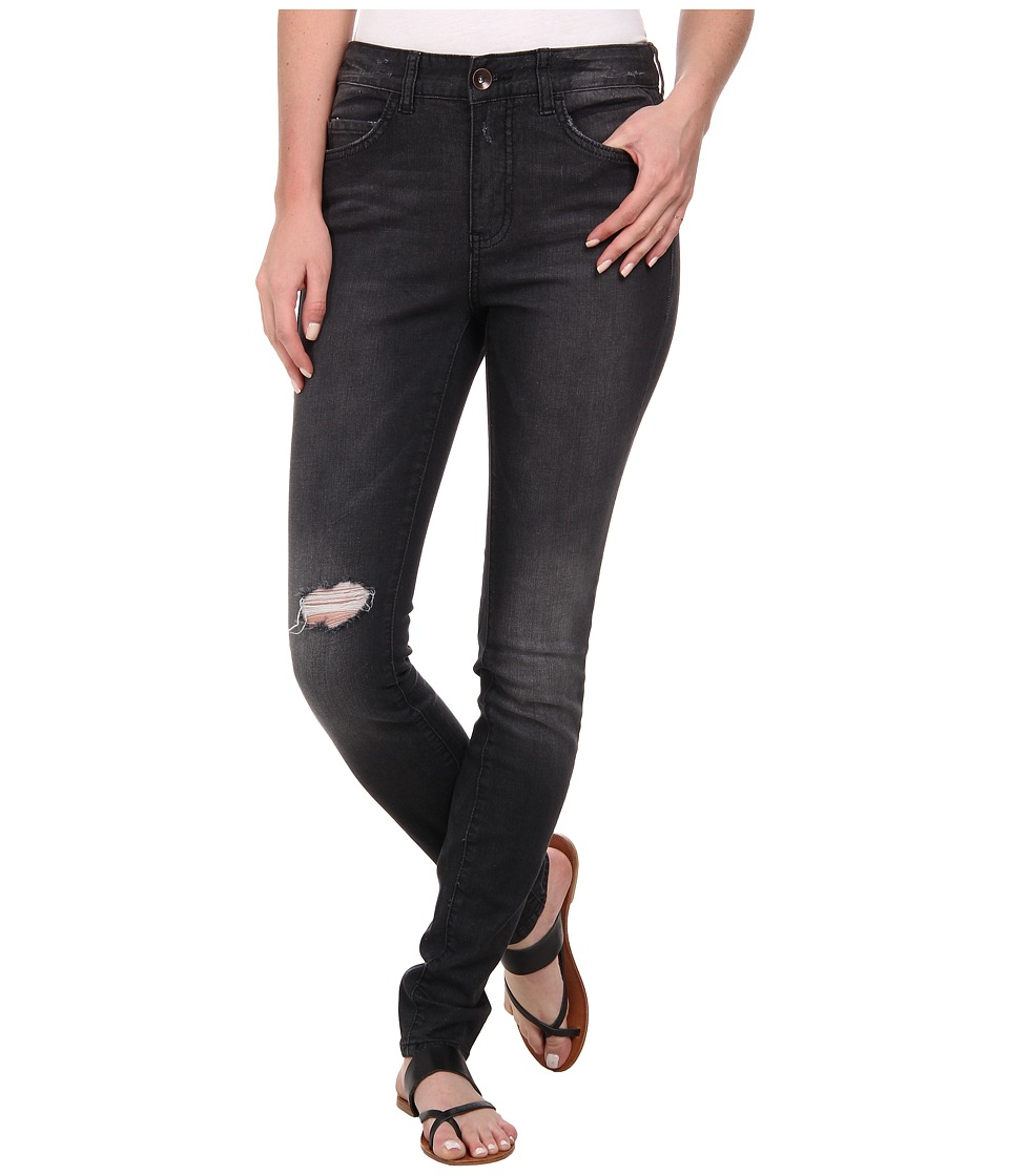 Billabong - Night Hawks Jeans (Worn Black) Women's Jeans