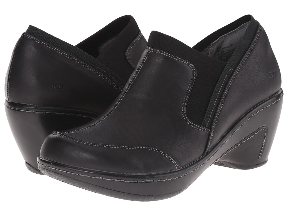JBU - Trailhead (Black) Women's Shoes
