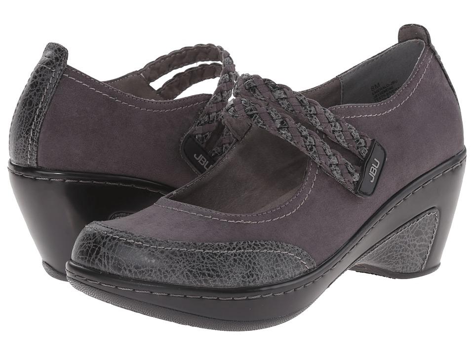 JBU - Emerald (Charcoal) Women's Shoes