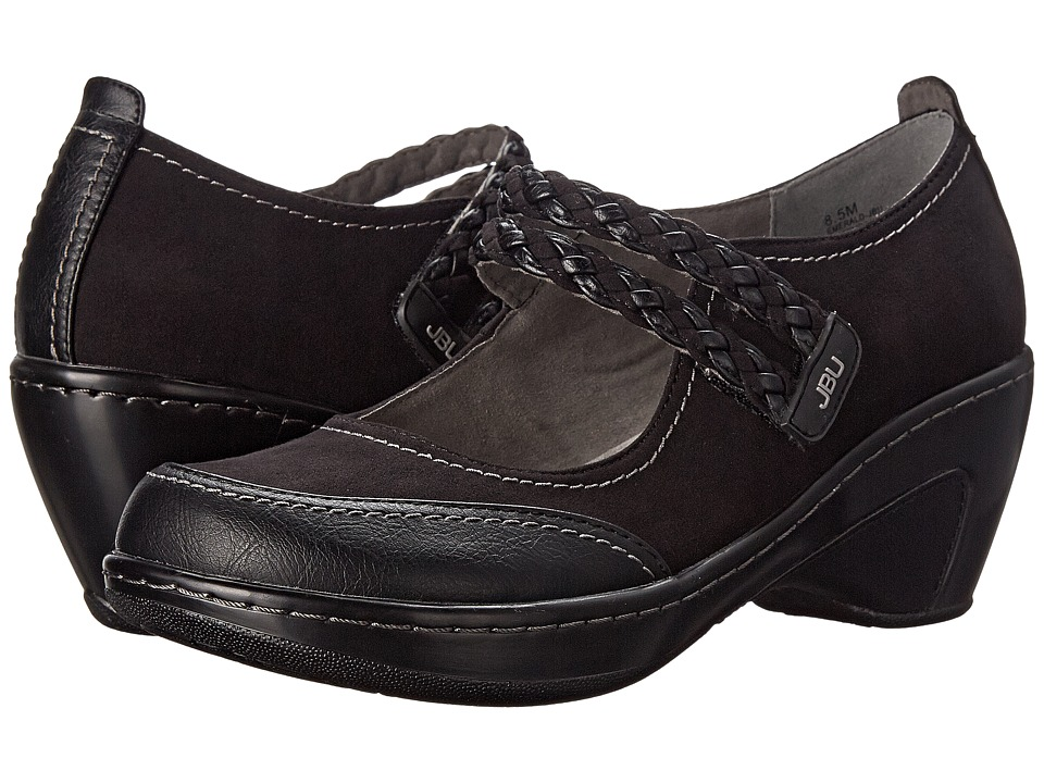 JBU - Emerald (Black) Women's Shoes
