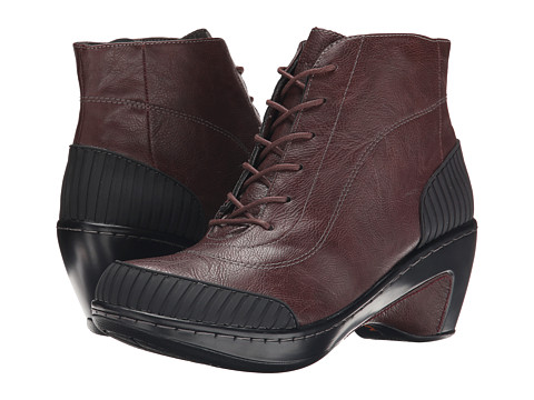 JBU - Atlanta (Burgundy) Women's Boots