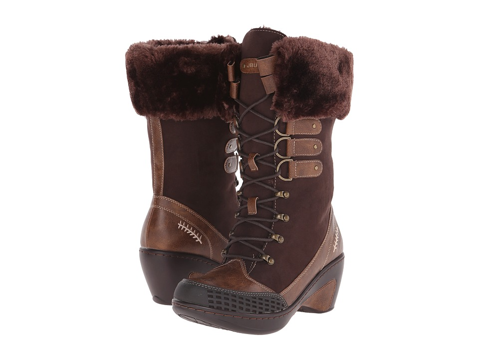 JBU - Scandinavia (Brown) Women's Boots