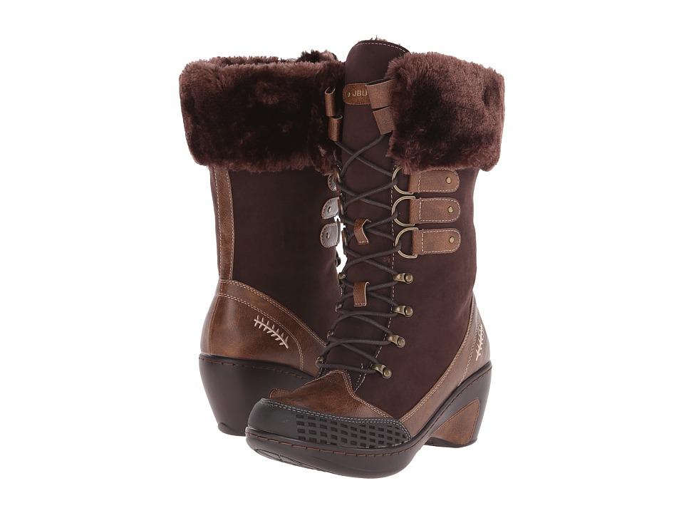 JBU - Scandinavia (Brown) Women's Boots