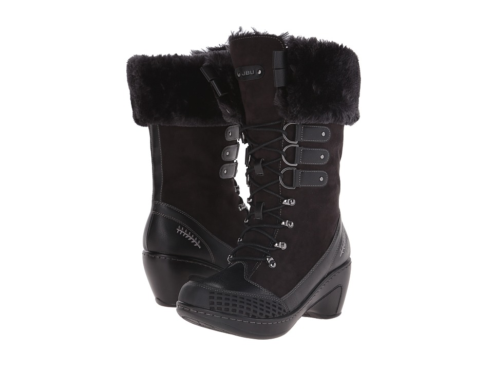 JBU - Scandinavia (Black) Women's Boots