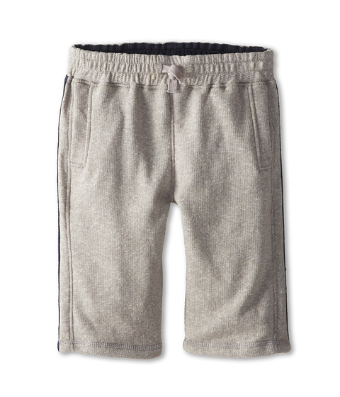 Splendid Littles - Active Shorts (Big Kids) (Grey Heather) Boy