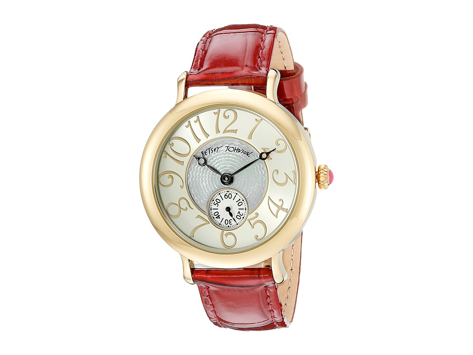 Betsey Johnson - BJ00511-07 (Gold) Watches
