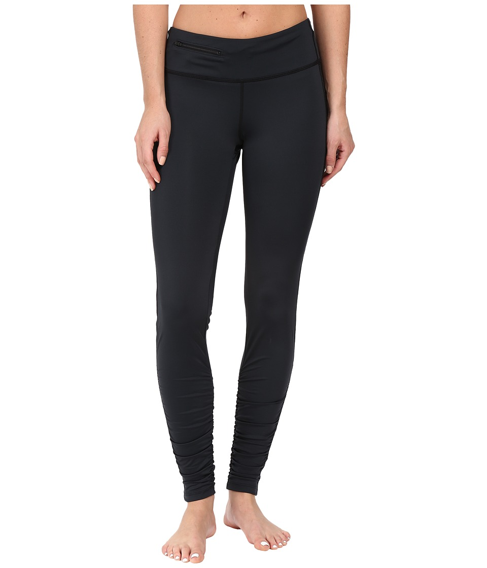 Stonewear Designs - Sprinter Tights (Black) Women's Casual Pants