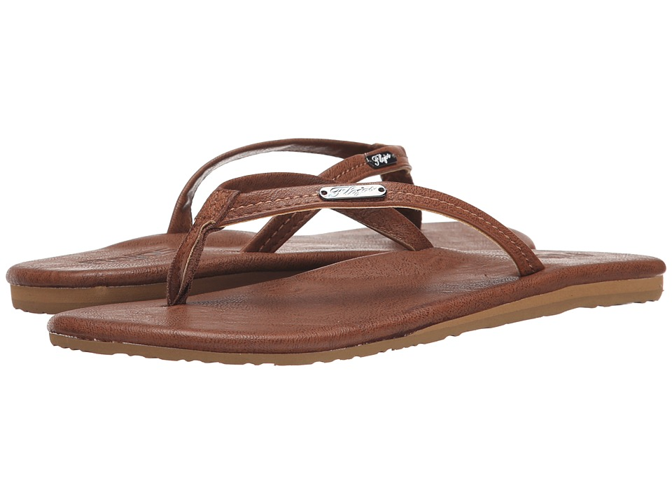 Flojos - Corey (Rum) Women's Sandals