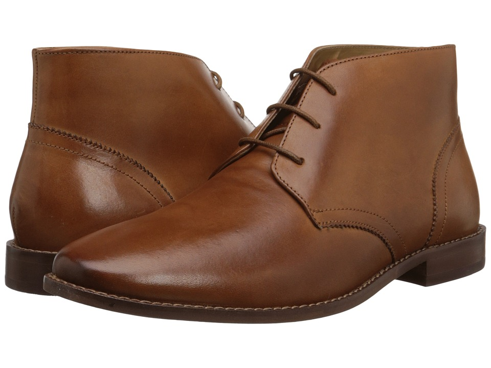 Florsheim Montinaro Chukka Boot (Saddle Tan Smooth) Men