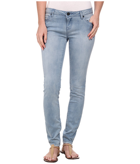 Hurley - 81 Skinny Denim (Sienna Blue) Women