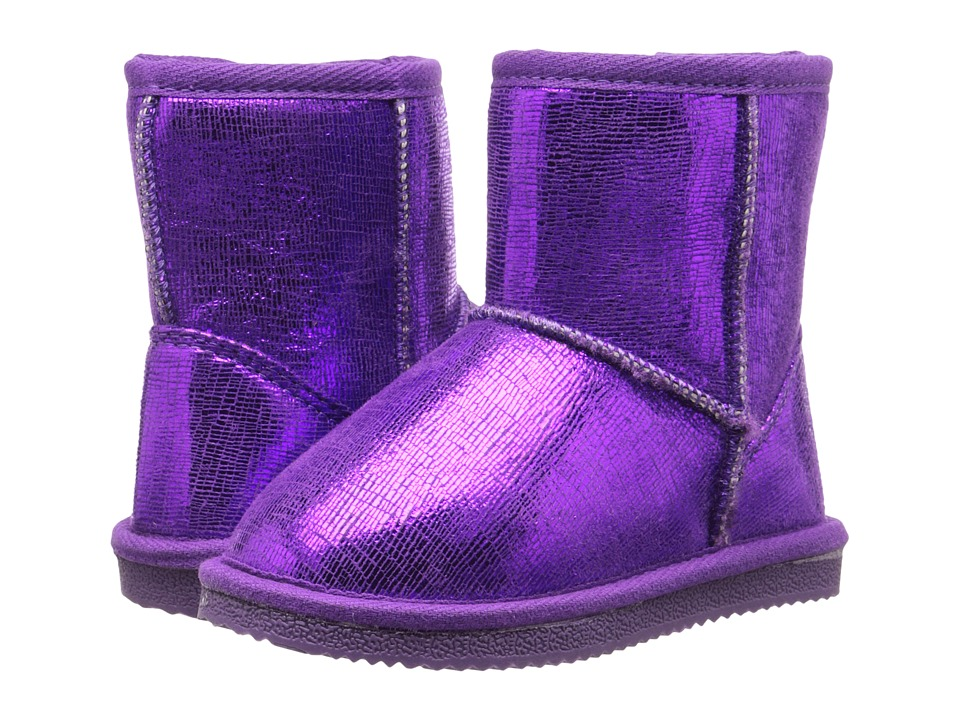 Western Chief Kids Maya (Toddler/Little Kid/Big Kid) (Purple) Girls Shoes