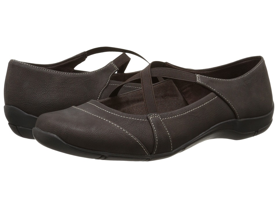 LifeStride Defend (Dark Brown) Women