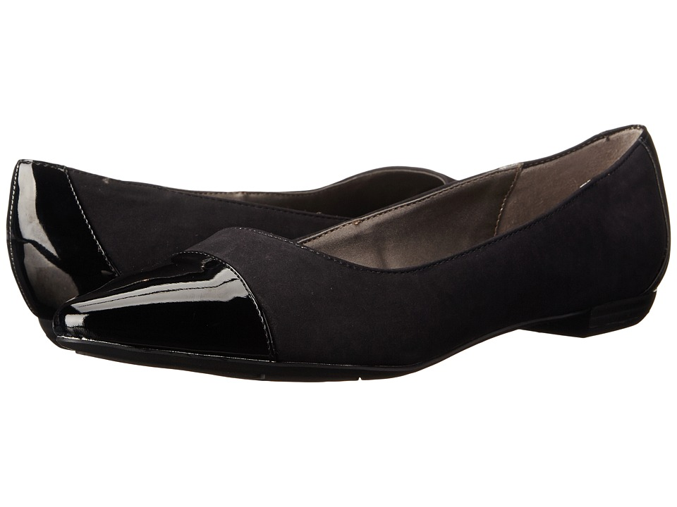 LifeStride - Zedd (Black) Women's Shoes