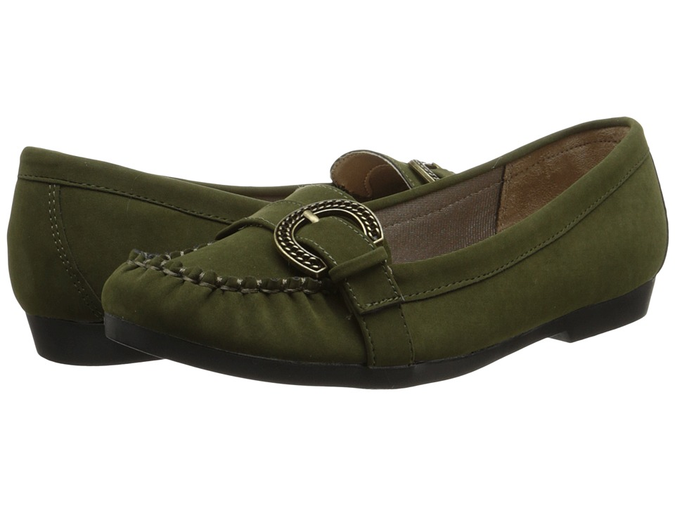 LifeStride - Rainwash (Olive) Women's Shoes