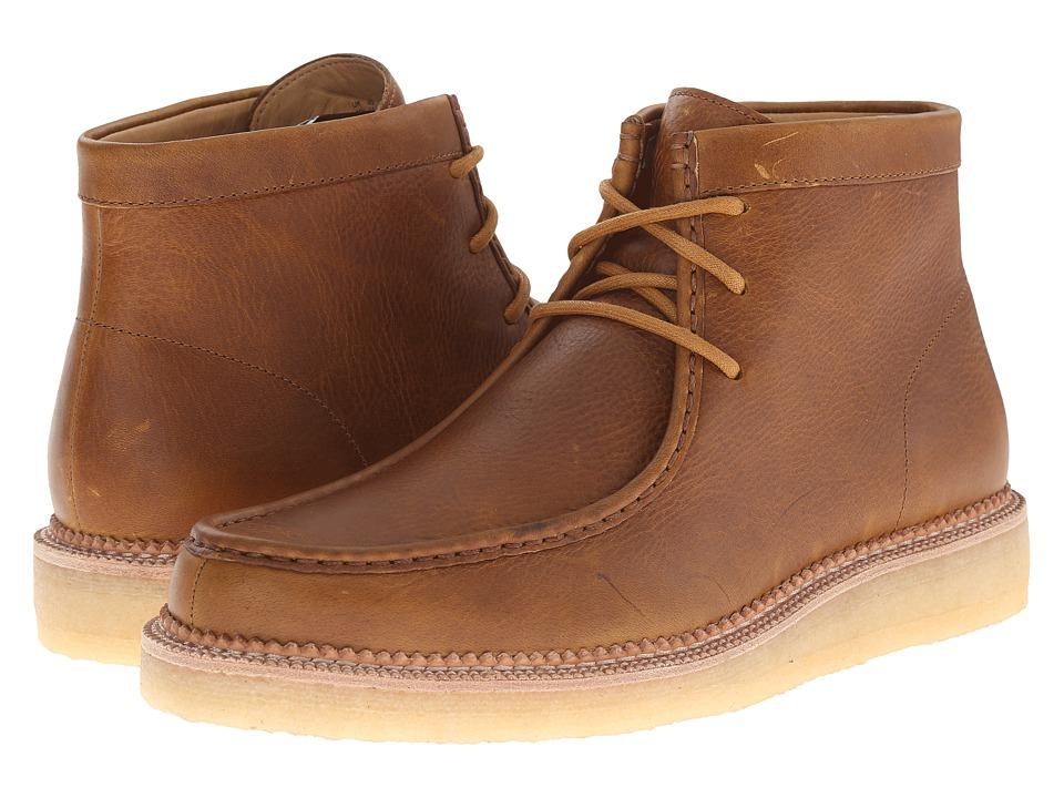 Clarks - Beckery Hike (Bronze/Brown Leather) Men