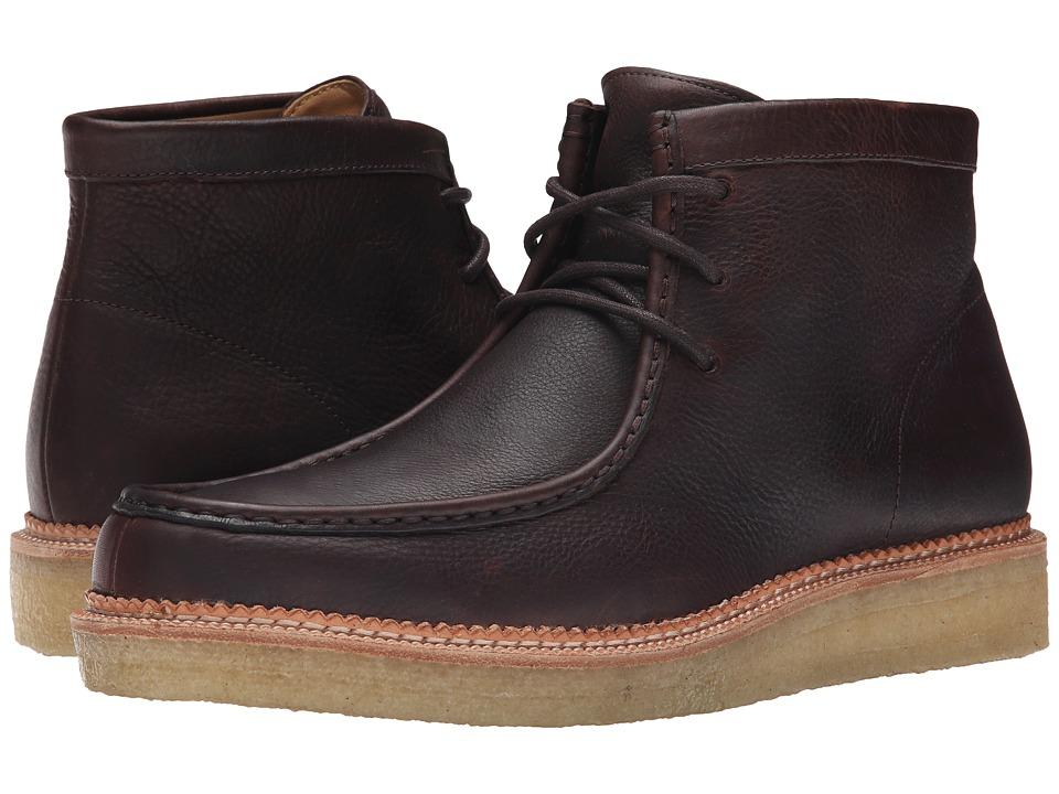 Clarks - Beckery Hike (Dark Brown Leather) Men
