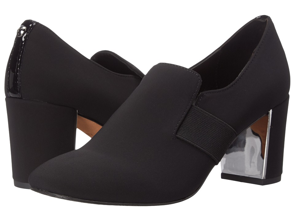 Donald J Pliner - Clem (Black Crepe) High Heels