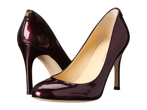 Ivanka Trump - Janie (Plum Patent) High Heels