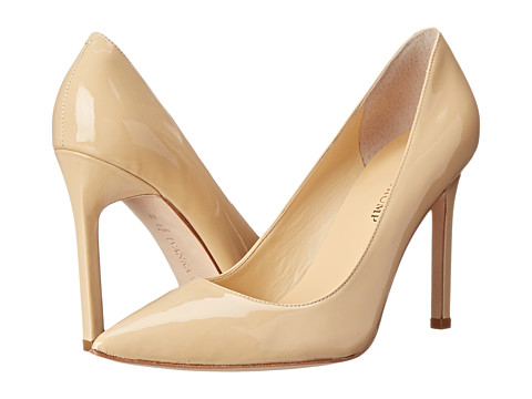 Ivanka Trump - Carra (Malted Milk Patent) High Heels