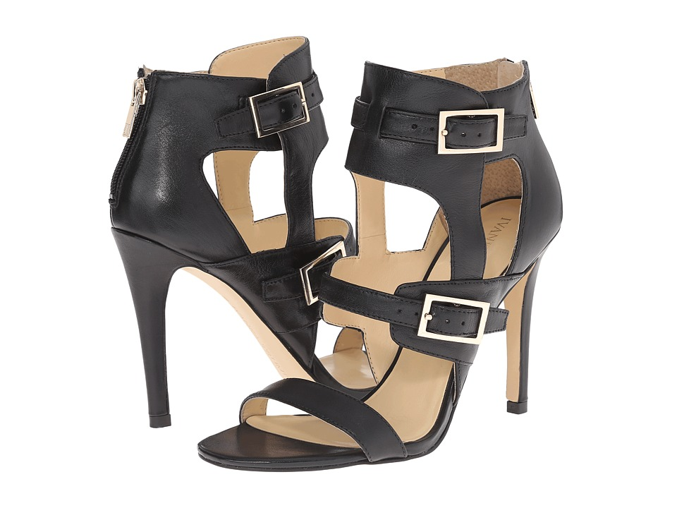 Ivanka Trump - Donalu (Black) High Heels
