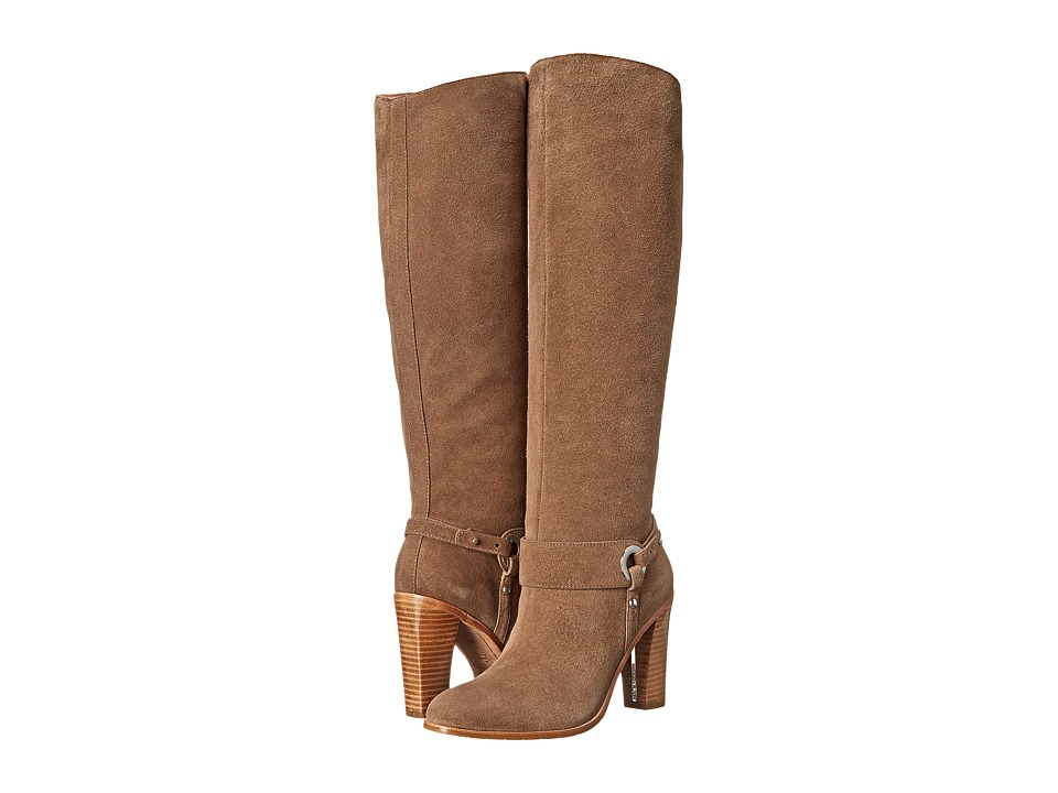 Donald J Pliner - Owen (Taupe Suede) Women's Pull-on Boots