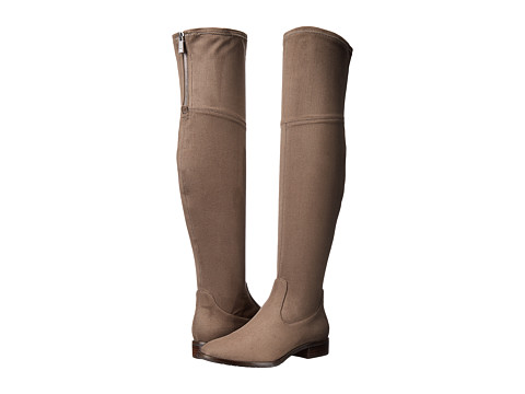 Ivanka Trump - Livi (Taupe Stretch) Women's Pull-on Boots