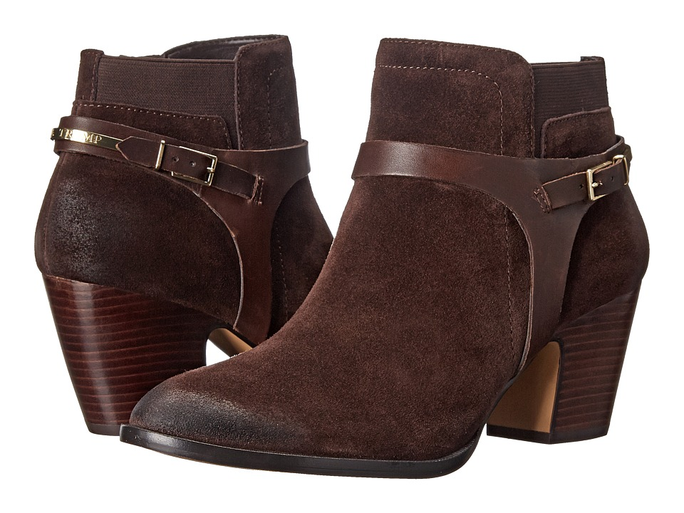 Ivanka Trump - Tasse (Brown Suede) Women