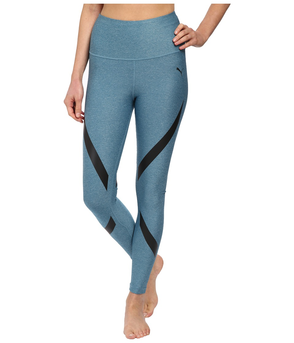 PUMA - WT Powershape Tights (Blue Coral) Women