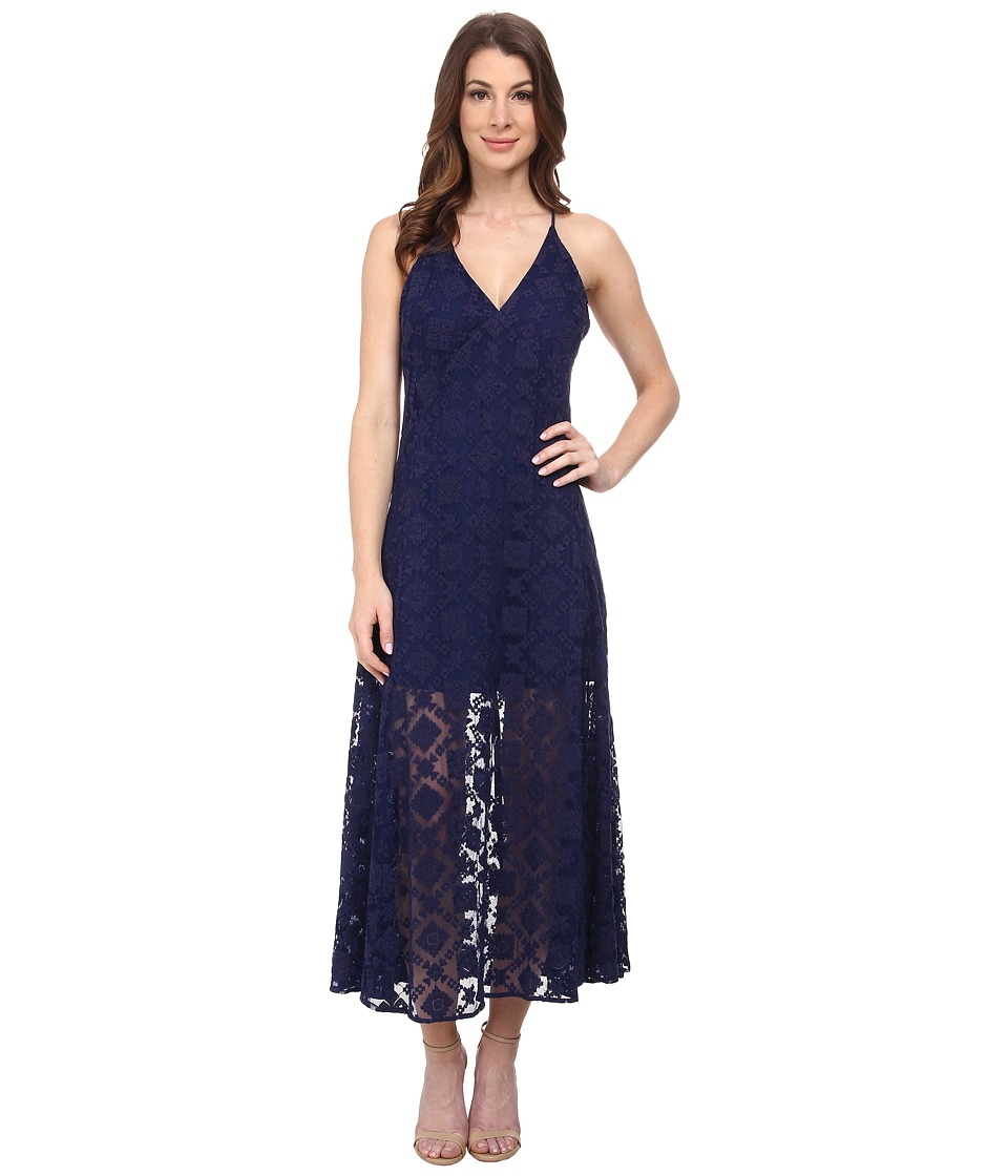 Rebecca Minkoff Falcon Dress (Brazil Blue) Women