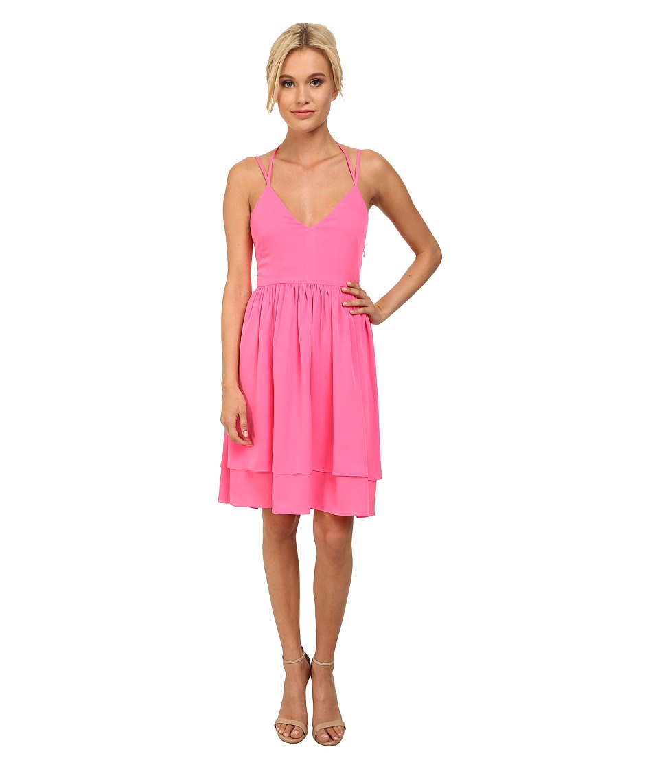 Rebecca Minkoff Belinda Dress (Pink) Women