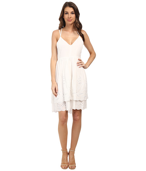Rebecca Minkoff - Belinda Dress (White) Women's Dress