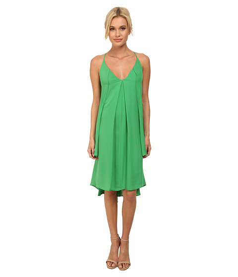 Rebecca Minkoff - Lena Dress (Amazon Green) Women